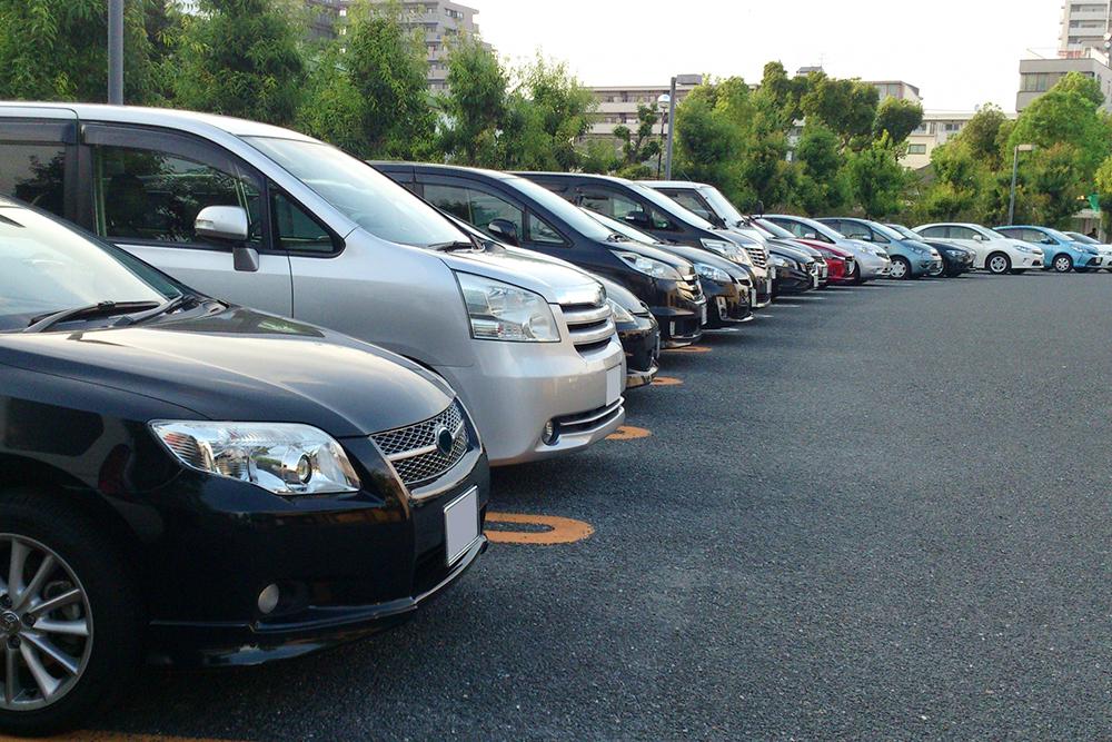 自動車事業画像
