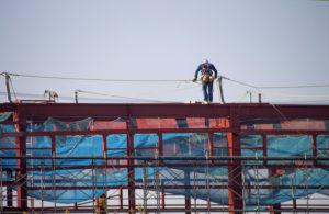 鉄骨工事の接合方法、構造についてご紹介